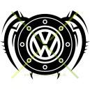 Značky áut - Volkswagen
